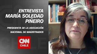 """Mª Soledad Piñeiro por caso Jueza Donoso: """"Es una grave interferencia a la independencia judicial"""""""
