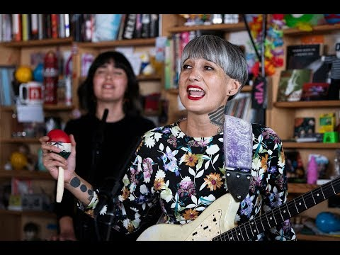 Y La Bamba: NPR Music Tiny Desk Concert