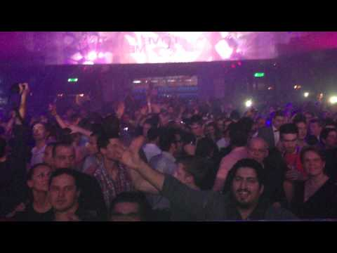Timecode show after set of Frederik Abas @ ESCAPE Amsterdam