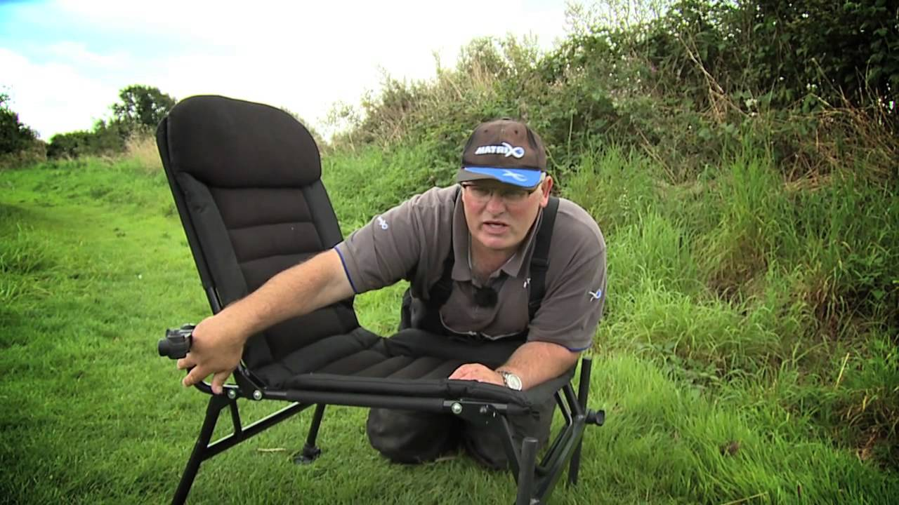 korda chair accessories rattan 2 chairs and table set coarse match fishing tv new ethos deluxe accessory youtube