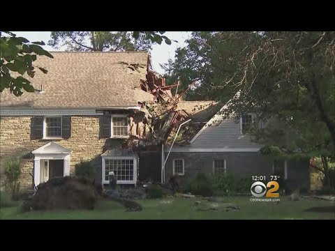 Westchester, Rockland Counties Rocked By Storm