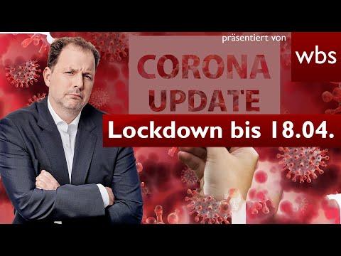 Lockdown bis 18.4. - Politik ideenlos - Testpflicht für Reiserückkehrer