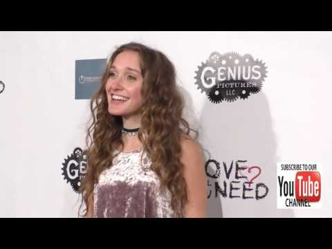 Michelle DeShon at the Premiere Of Love Is All You Need at the ArcLight Theatre in Hollywood