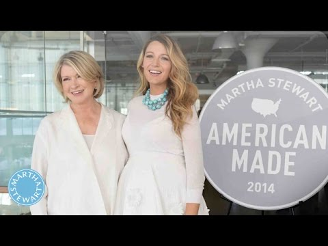 Martha Stewart and Blake Lively Discuss Potential Preserve.us ...