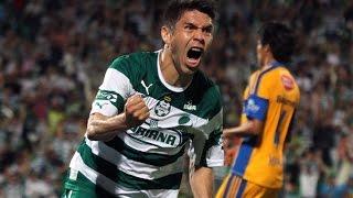 Semifinal Clausura 2012 - Santos Tigres - 2 Goles De Oribe Peralta