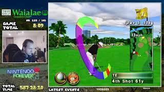 N64Ever / #125 - Waialae Country Club: True Golf Classics