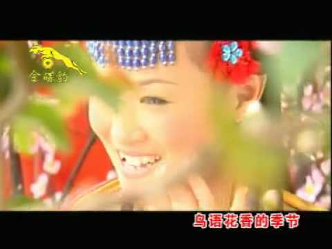 CHINESE NEW YEAR SONG 34 M-Girls 2012 (桃花開了)