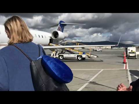 [Trip Report|4K]: ECONOMY PLUS | United Airlines, San Francisco-Vail , CRJ-700