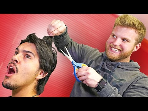 I Cut His Hair And Got Away With It! | Reading Your Fails