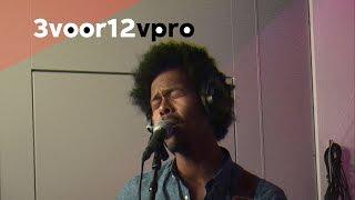 Jeangu Macrooy - live bij 3voor12 radio