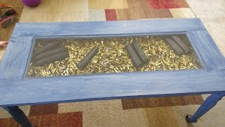 Bullet Coffee Table