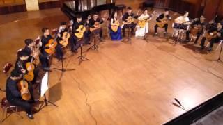 Asturias - guitar Học viện âm nhạc QG Việt Nam