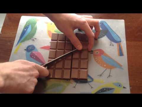 Головоломка с шоколадкой. Попробуй разгадай.