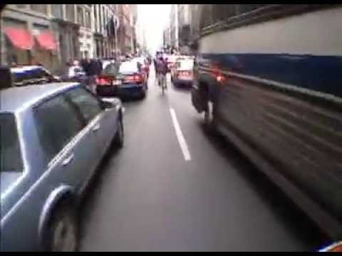 New York City Bike Messengers