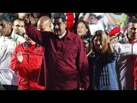 Venezuela\'s National Electoral Council has announced the results of the country\'s presidential election. Nicolas Maduro wins Venezuela\'s presidential election.