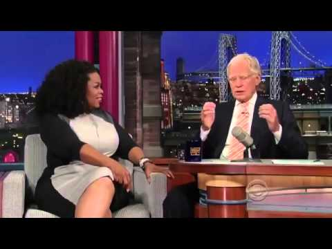 Download Oprah Winfrey on Late Show With David Letterman
