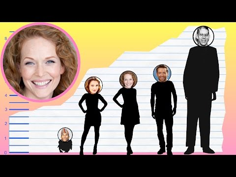 How Tall Is Chelah Horsdal? - Height Comparison!
