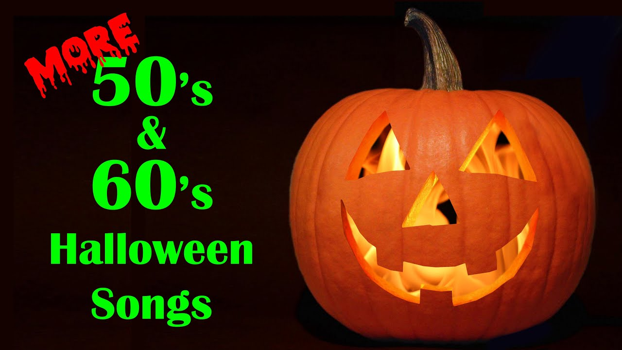 13 more vintage halloween hop songs from the 50s 60s full song party playlist - Halloween Party Songs For Teenagers
