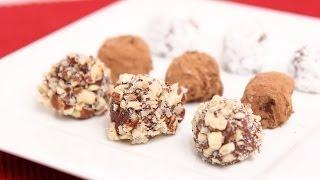 Nutella Truffles Recipe - Laura Vitale - Laura In The Kitchen Episode 683