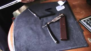 Опасные бритвы со сменными лезвиями