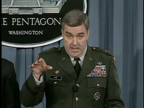 OASD: DOD NEWS BRIEFING WITH LT. GEN. LUTE AND DEPUTY ASSIST