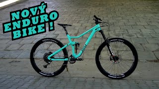 STAVÍM NOVÝ ENDURO BIKE / ROSE BIKES - ROOT MILLER