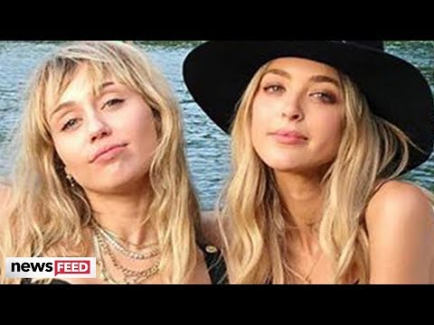 Miley Cyrus & Kaitlynn Carter Take Relationship To NEW LEVEL!