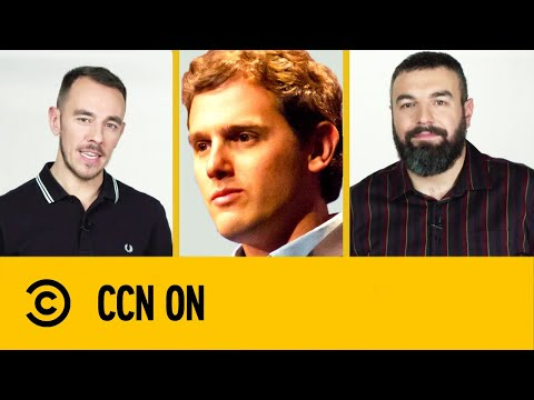 Albert Rivera: Peor Que Obama, Mejor Que el Monstruo de Amstetten | CCN ON | Comedy Central España