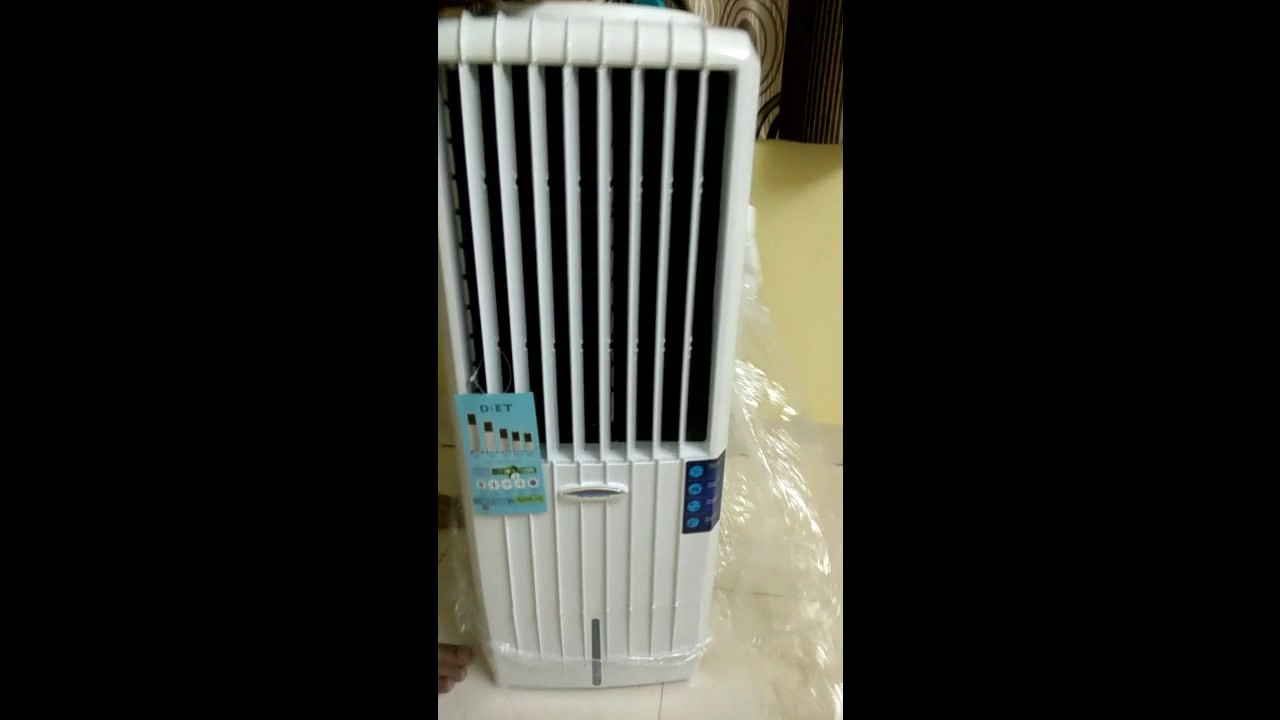symphony air cooler diet 12t user manual