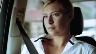Sharapova - Nike Commercial