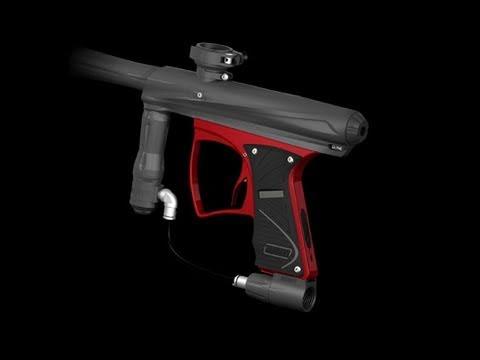 Macdev Clone VX Paintball Gun Supergun Show