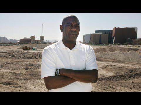 Stanley Washington On Oakland Raiders Las Vegas NFL Stadium Community Agreement
