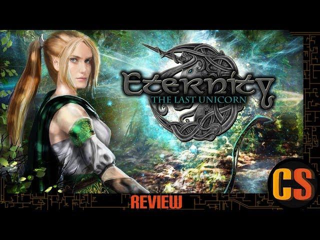 ETERNITY: THE LAST UNICORN - PS4 REVIEW
