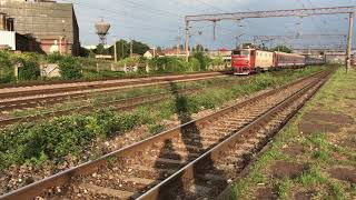 Trenul internațional 402 Bucuresti Nord - Chisinau | EA 800 |