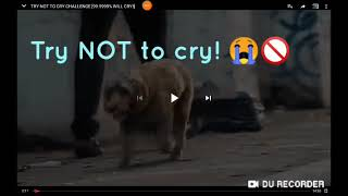 Try NOT To Cry! 😭🚫