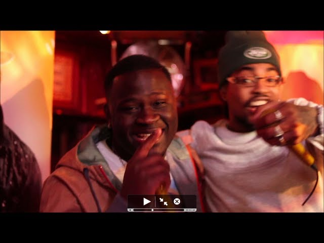 Sidney ft Pest One - Stuk (Officiële Videoclip)