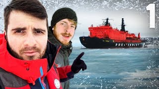 We're going to the north pole! Polar Expedition #1