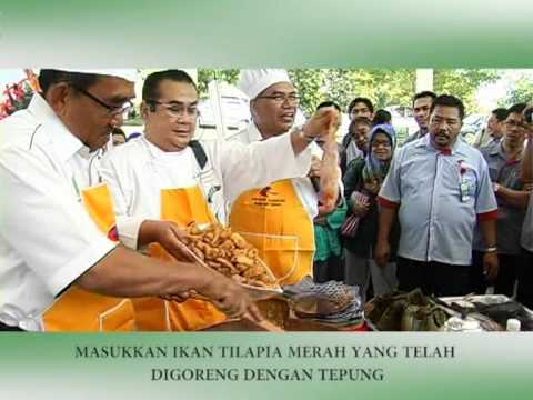 MAHA International 2010: Kerabu Mangga Ikan Tilapia Travel Video