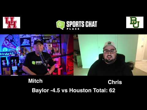 Houston at Baylor - Saturday 9/19/20 -  College Football Picks & Predictions | Sports Chat Place