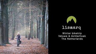 Winter bike trip Veluwe and Achterhoek