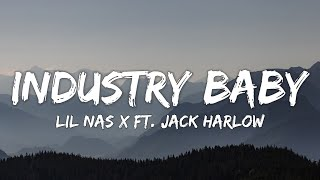 Lil Nas X Industry Baby Ft Jack Harlow