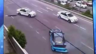 Приколы над гаишниками! Подборка приколов на дороге  ГАИ!
