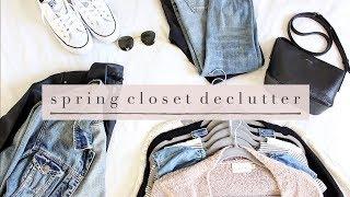 Baixar Spring Closet Declutter | Carley Hutchinson