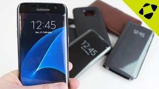 Top 5 Samsung Galaxy S7 Edge Cases & Covers