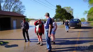 05-20-20 Sanford, MI - Flood Survivor Interviews - SOT Scenes - Human Impact
