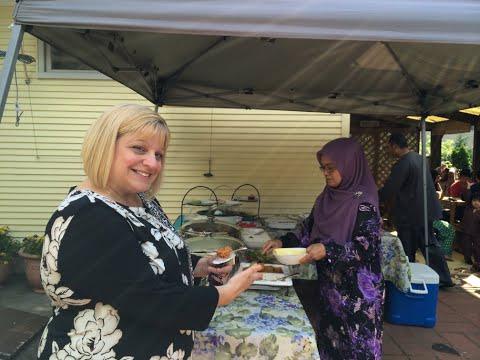 Sungguh Meriah Suasana Hari Raya Rumah Terbuka Di Perantauan | Joyous Malaysian Eid al Fitri In USA