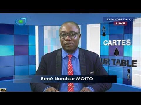 CARTES SUR TABLE - (CANDIDATURE de Paul BIYA - FAKE NEWS VIDÉO) - 17 Juillet 2018 - Narcisse MOTTO