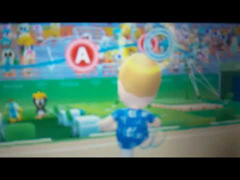 Mario and sonic at The Rio 2016 Olympic games Road to rio Mario Story Part 7