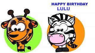 Lulu   Children & Infantiles - Happy Birthday