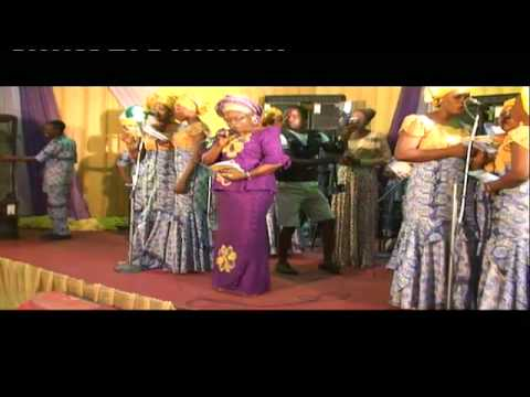 Bisi Alawiye - Aluko, 2015 Annual Praise Festival